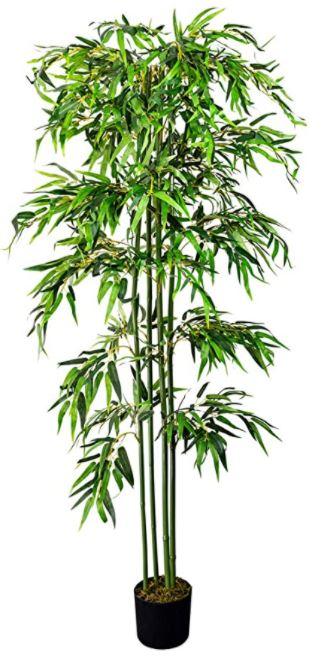 bambou artificielle plante interieure