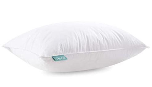 oreiller classique a hauteur reglable