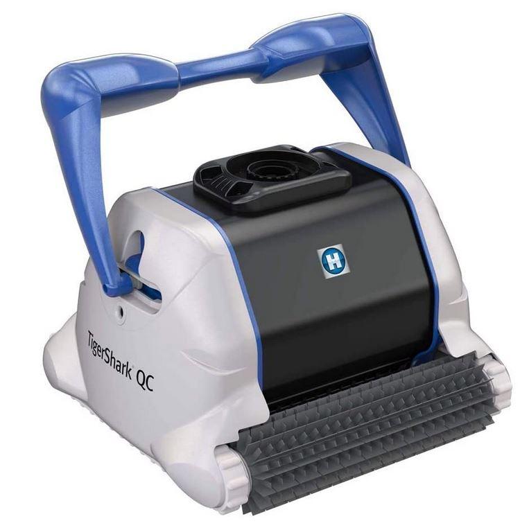 Tigershark QC version picot de la marque Hayward robot electrique pour nettoyer une piscine