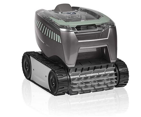 robot de piscine TornaX noir T32050 du fabricant zodiac appareil nettoyeur electrique